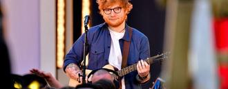 Ed Sheeran Injures Arm in Bicycle Accident, Divide Tour in Jeopardy