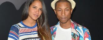 Pharrell Williams Says Parenting Triplets Is a