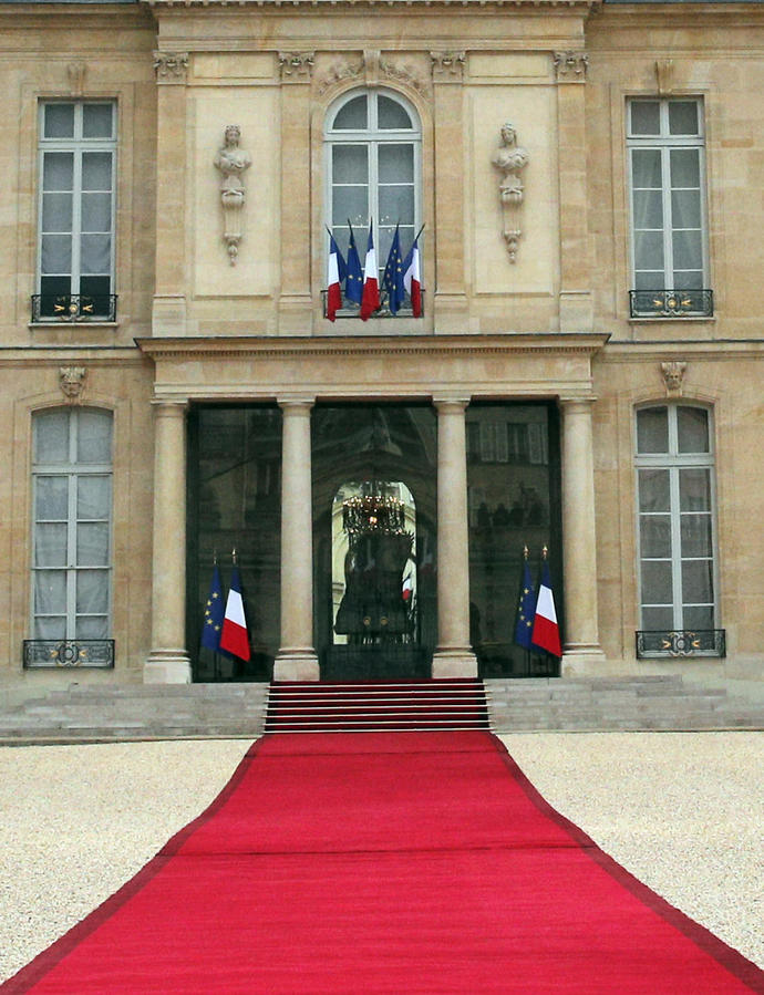 Inauguration day: Macron to become France