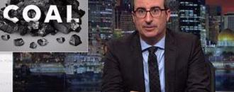Coal company sues John Oliver for being John Oliver