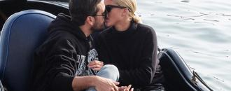 Scott Disick and Sofia Richie Continue PDA Fest During Romantic Gondola Ride in Venice -- See the Pics!