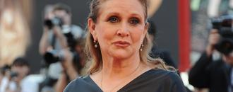 Carrie Fisher Once Sent a Cow
