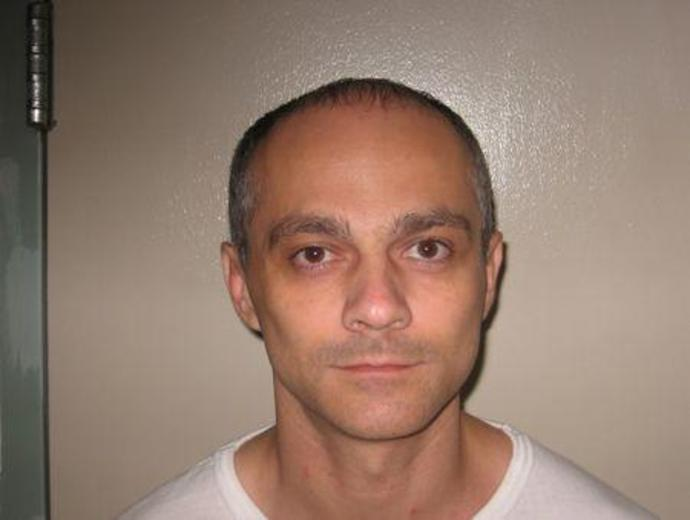 Handout of Deathrow inmate Ivan Teleguz is shown in this booking photo provided April 4, 2017