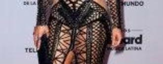 J. Woah! Jennifer Lopez Heats Up Billboard Latin Music Awards in Skin-Baring Gown